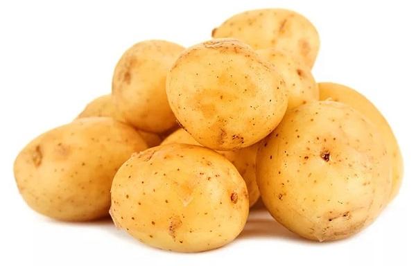 Салат из морской капусты с картофелем