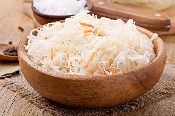 Салат из говядины и капусты