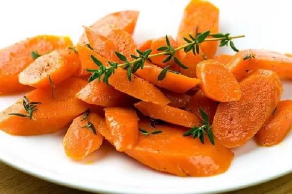 Салат с картофелем и морковью