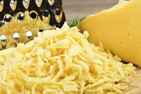 Салат из сельди с картофелем и сыром