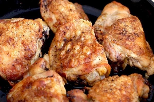 Куриные бедрышки с сыром в мультиварки