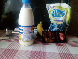 Смузи ингредиенты