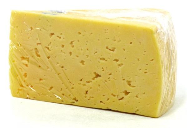 Салат из редиса и твердого сыром