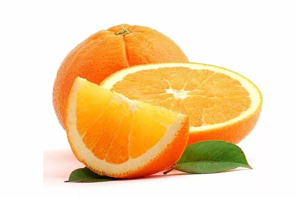 Салат из помидоров с апельсинами