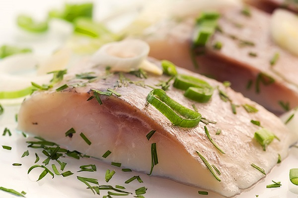 Салат из сельди с картофеля