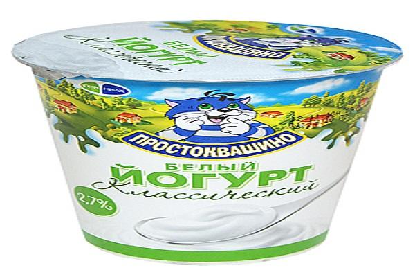 Холодный суп с йогуртом